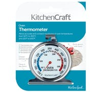 Thermomètre à four en inox