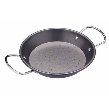 KitchenCraft World of Flavours Carbon Steel Paella Pan