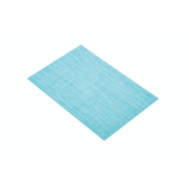 KitchenCraft Woven Aqua Mix Placemat