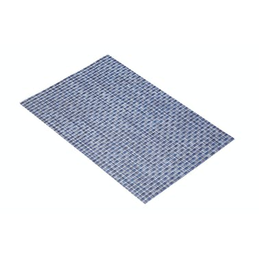 KitchenCraft Woven Denim Blue Placemat