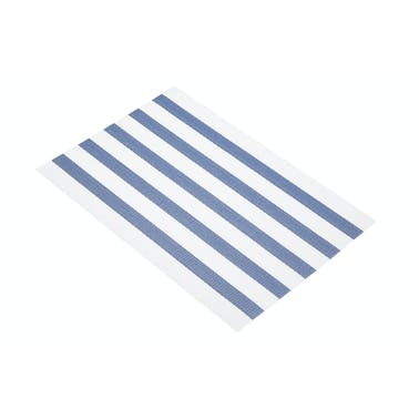 KitchenCraft Woven Blue Stripe Placemat
