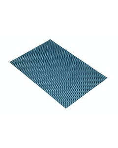 Photo of KitchenCraft Woven Turquoise Weave Placemat