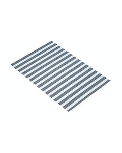 Photo of KitchenCraft Woven Turquoise Stripe Placemat