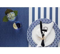 KitchenCraft Woven Royal Blue Placemat