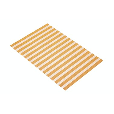 KitchenCraft Woven Orange Stripe Placemat