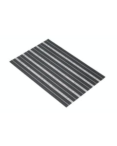 Photo of KitchenCraft Woven Black Placemat