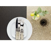 KitchenCraft Woven Gold Placemat