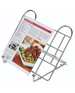 Photo of KitchenCraft Adjustable Folding Recipe Book Holder