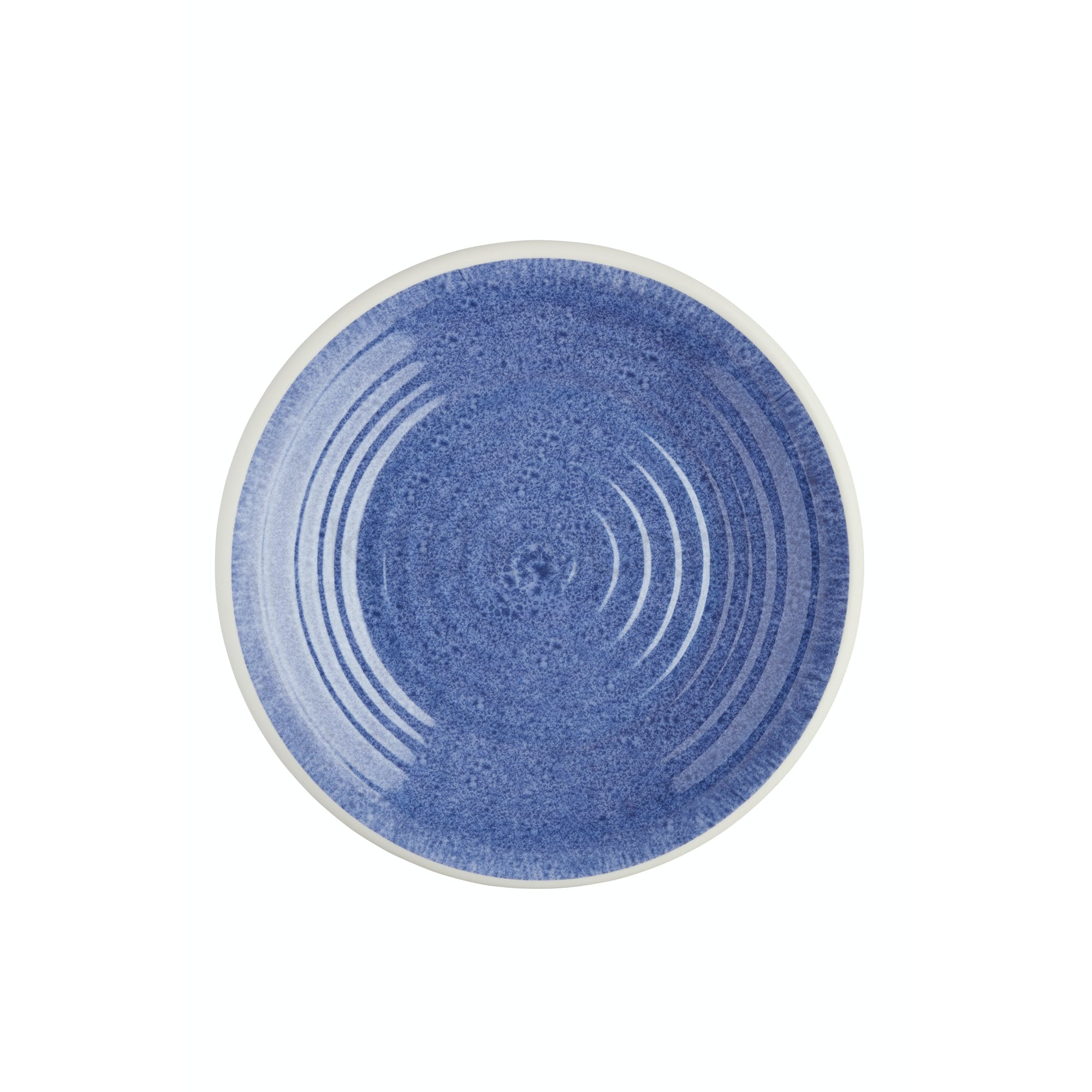 KitchenCraft Santorini Melamine Dinner Plate | Bank Holiday