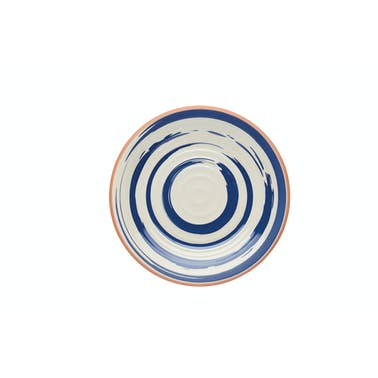KitchenCraft Lulworth Melamine Snack Plate