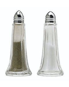 Photo of KitchenCraft Set of 2 Glass Salt and Pepper Shakers