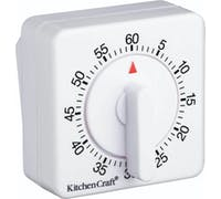 KitchenCraft One Hour Mechanical Timer