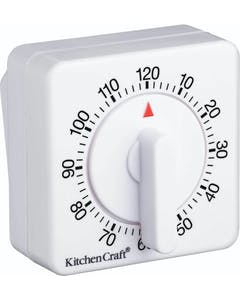 Photo of KitchenCraft Mechanical Two Hour Timer