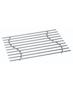 Photo of KitchenCraft Chrome Plated Large Deluxe Heavy Duty Trivet