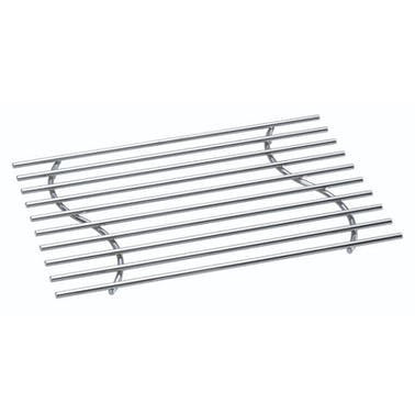 KitchenCraft Chrome Plated Large Deluxe Heavy Duty Trivet