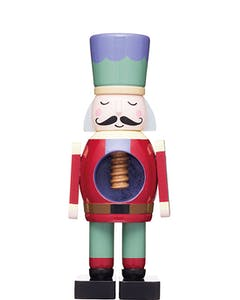 Photo of KitchenCraft The Nutcracker Collection Wooden Soldier Nut Cracker