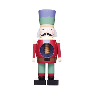 KitchenCraft The Nutcracker Collection Wooden Soldier Nut Cracker
