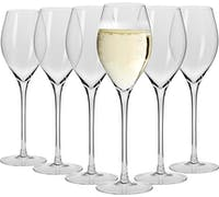 Maxwell & Williams Vino Set of 6 280ml Prosecco Glasses