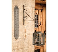 Living Nostalgia Wall Mounted Thermometer