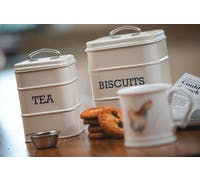 Living Nostalgia Antique Cream Tea Tin