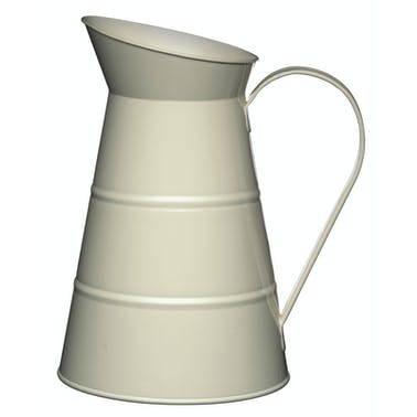 Living Nostalgia Antique Cream 2.3 Litre Water Jug