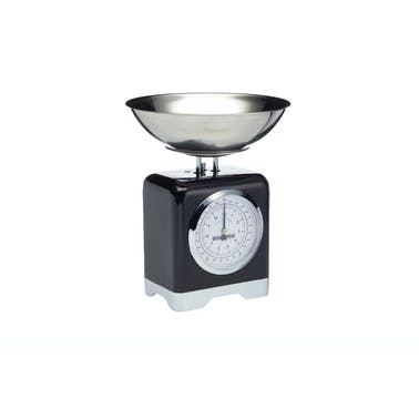 Lovello Midnight Black Mechanical Food Scales