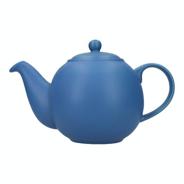 London Pottery Globe® 6 Cup Teapot Nordic Blue