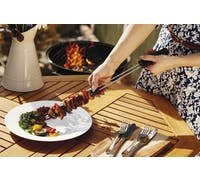 MasterClass Double Pronged Slider Barbecue Skewer