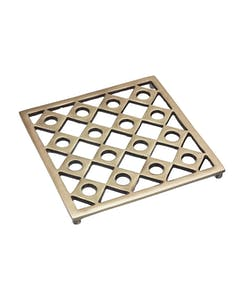 Photo of MasterClass Brass Finish Trivet