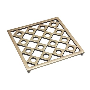 MasterClass Brass Finish Trivet