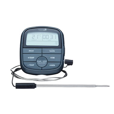 MasterClass Cooks Timer & Thermometer