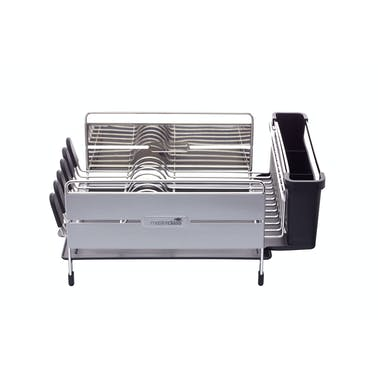 MasterClass Deluxe Stainless Steel Dish Drainer