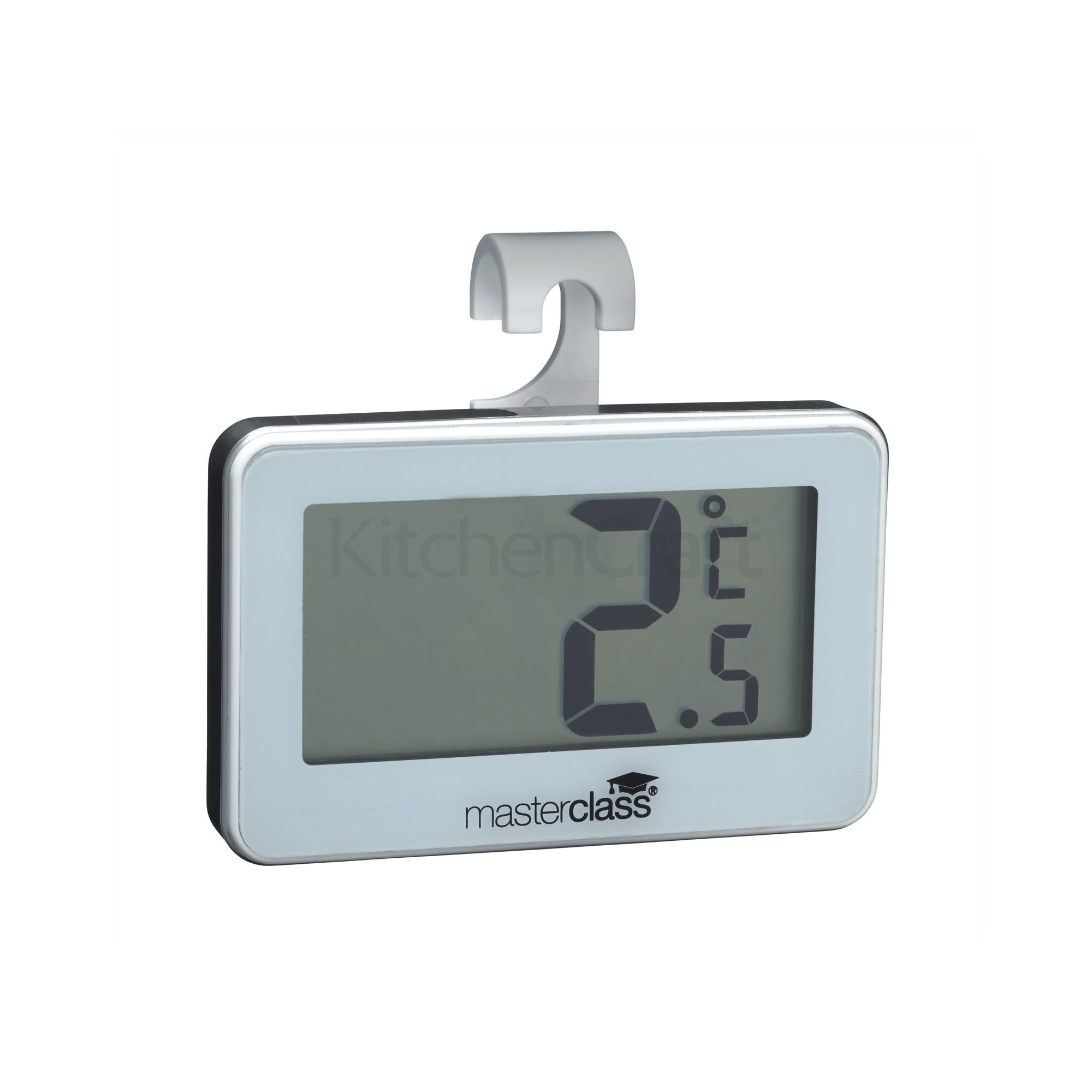 Masterclass Digital Fridge Thermometer Thermometers Timers