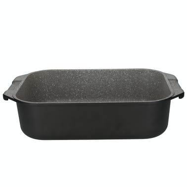 MasterClass Large Roasting Tin with Handles - Black