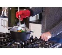 MasterClass Fleece Lined Silicone Oven Glove