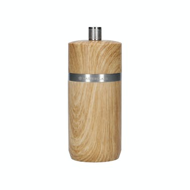 MasterClass Salt or Pepper Mill (12cm) - Beech Finish