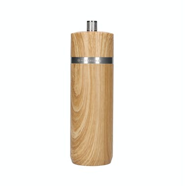 MasterClass Salt or Pepper Mill (17cm) - Beech Finish