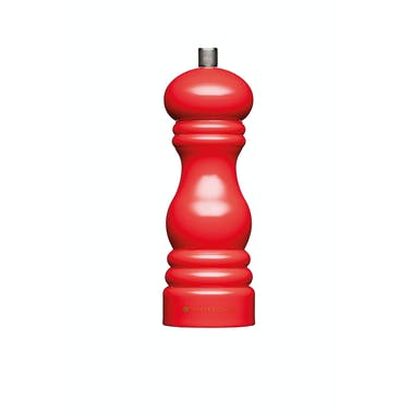 MasterClass Salt or Pepper Mill (17cm) - Red