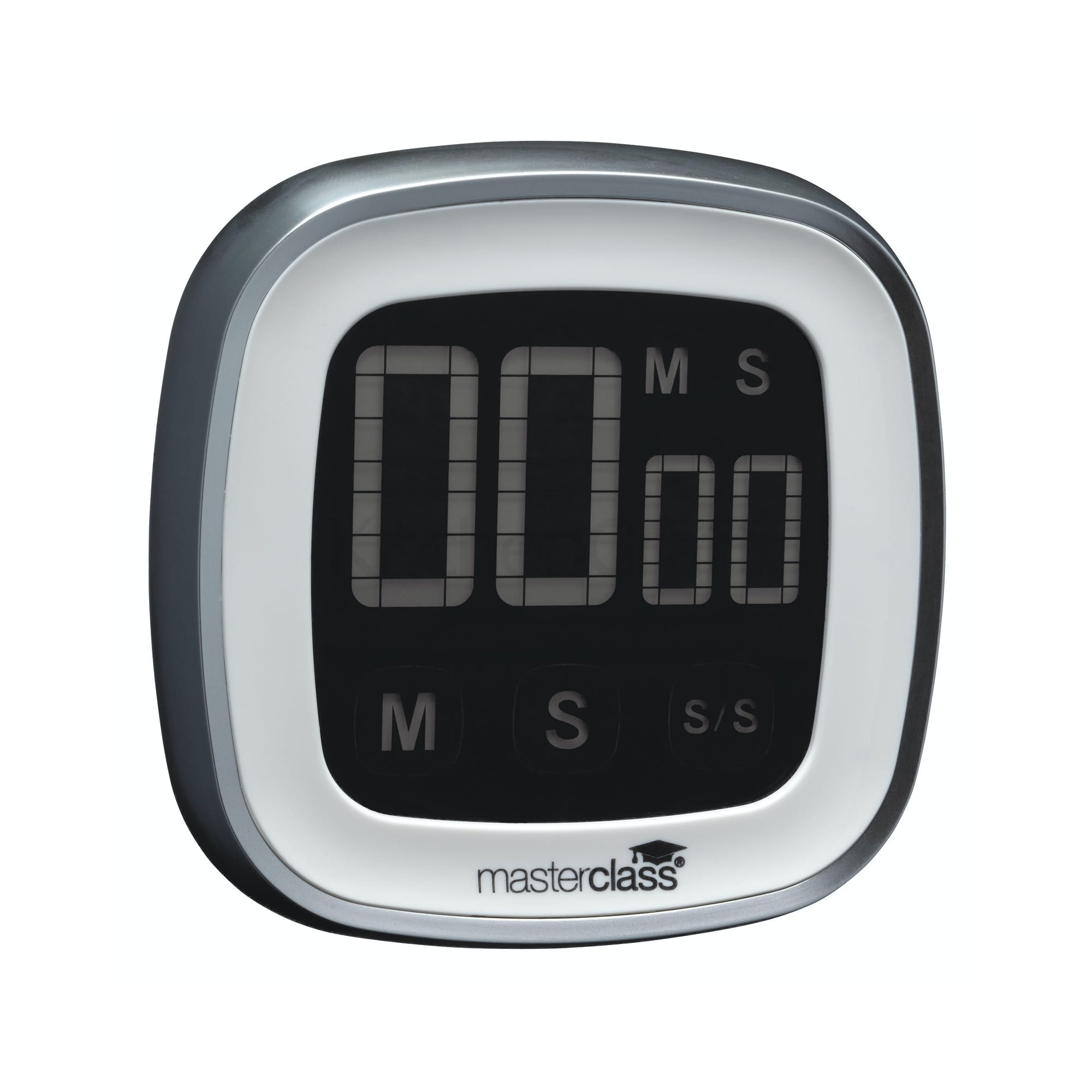 Masterclass Digital Touch Screen Timer Thermometers Timers