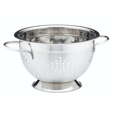 MasterClass Deluxe 21.5cm Two Handled Colander