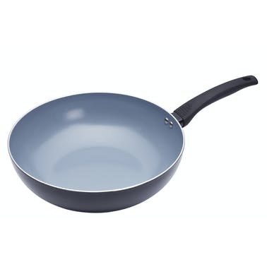 MasterClass Ceramic Non-Stick Induction Ready 30cm Wok