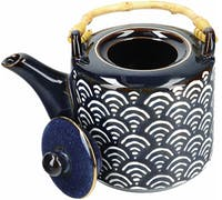 Mikasa Satori 540ml Teapot with Bamboo Handle