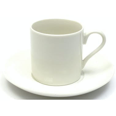Maxwell & Williams White Basics Espresso Cup And Saucer