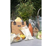 KitchenCraft Natural Elements Eco-Friendly Cork Lunch Bag