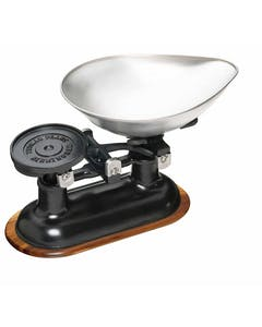 Photo of KitchenCraft Natural Elements Traditional Balance Scales