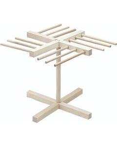 Photo of Imperia Italian Wooden Pasta Drying Stand