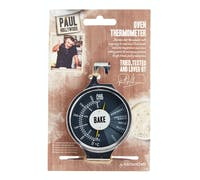 Paul Hollywood Stainless Steel Dual Dial Thermometer