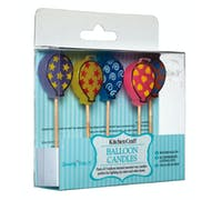 Sweetly Does It Balloon Themed Candles