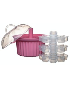 Photo of Sweetly Does It Three Tier Cupcake Carrier