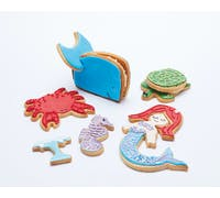 Sweetly Does It 3D Sea Life Cookie Cutter Set